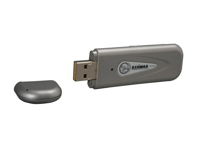 EDIMAX EW-7318UG USB 2.0 802.11g Wireless LAN Mini USB Adapter