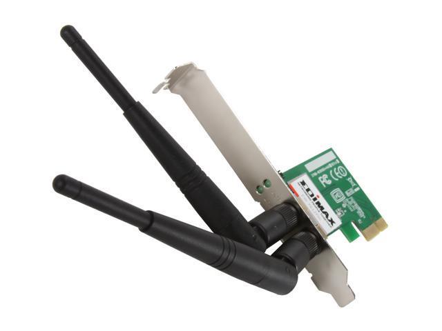EDIMAX EW-7612PIn PCI Express Wireless Adapter