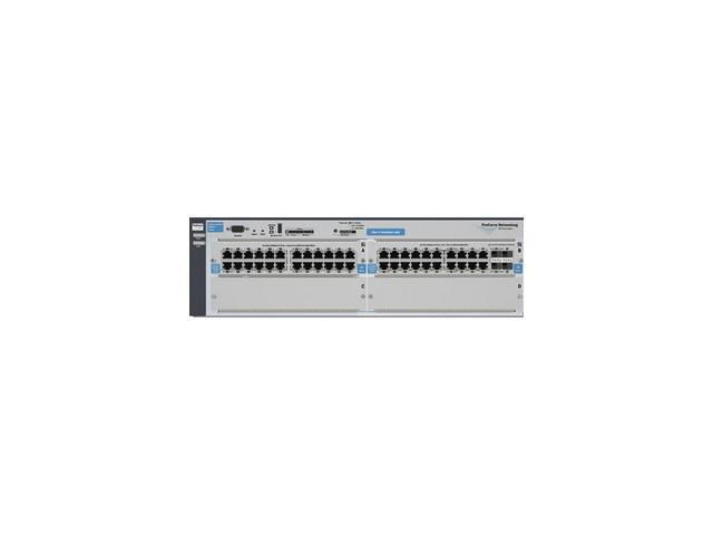 HP J9064A Managed ProCurve 4204vl-48GS Switch