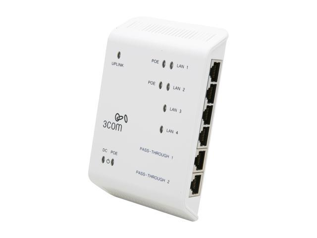 HP JD057A Managed NJ2000G 3COM IntelliJack Switch