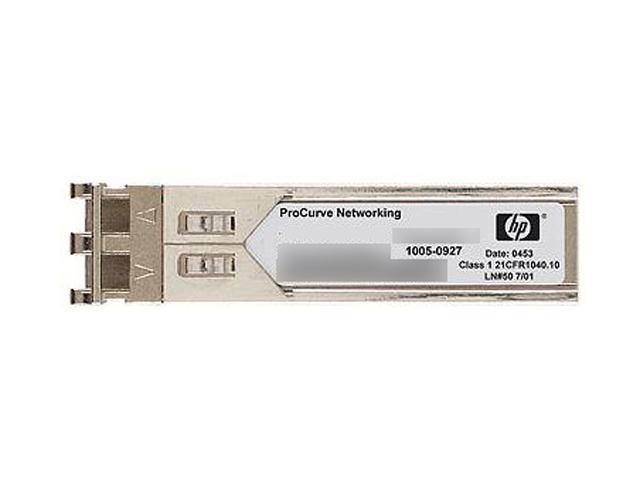 HP JD119B X120 1G SFP LC LX Transceiver