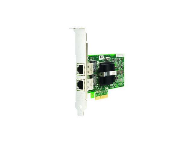 HP NC360T Dual Port Gigabit Interface Card