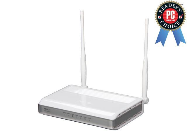 ASUS RT-N12/B1 SuperSpeedN Wireless Router with 2x5dBi Antenna / Open Source DDWRT Support IEEE 802.3/3u, IEEE 802.11b/g/n