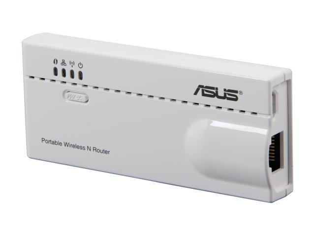 ASUS WL-330N 5-in-1 Wireless-N150 Mobile Router IEEE 802.11b/g/n