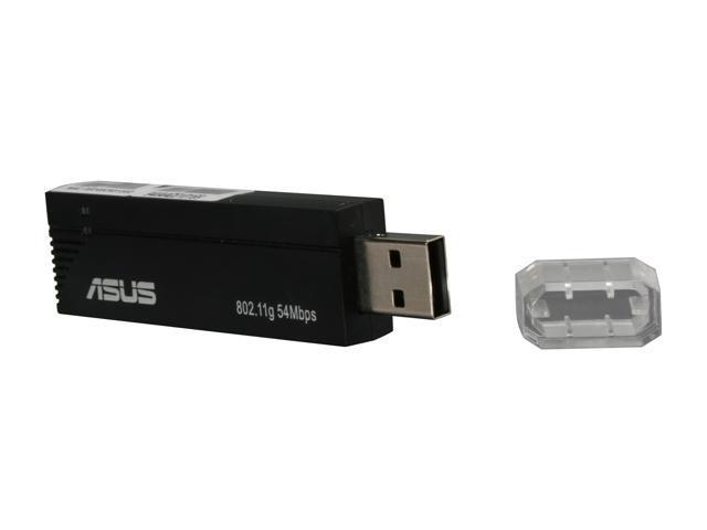 ASUS WL-167g USB 2.0 WLAN Adapter (pen-type)