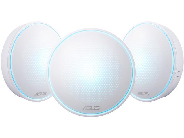 ASUS Home WiFi System Pack of 3 for Large Homes TriBand Mesh