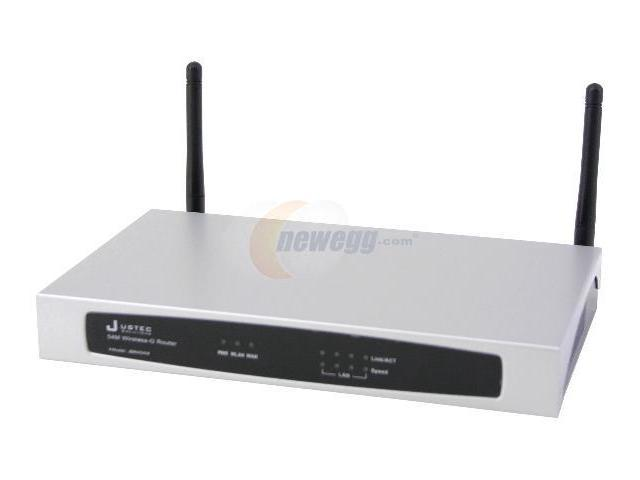JUSTEC JBR454W Wireless Router IEEE 802.3/3u, IEEE 802.11b/g