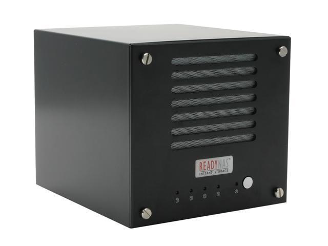 Infrant ReadyNAS 600-1000 1TB (Includes 4 x 250GB SATA Disks) Network Storage