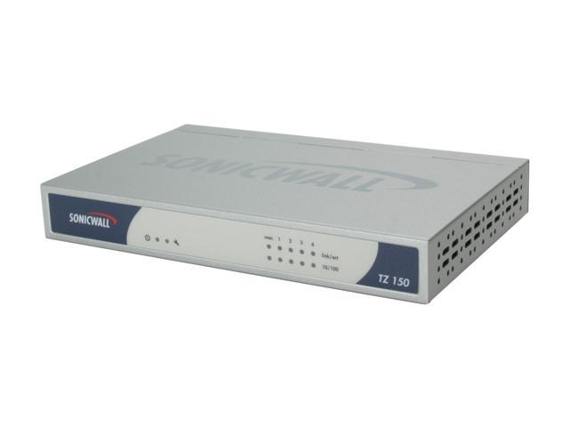 Sonciwall VPN client required ports?
