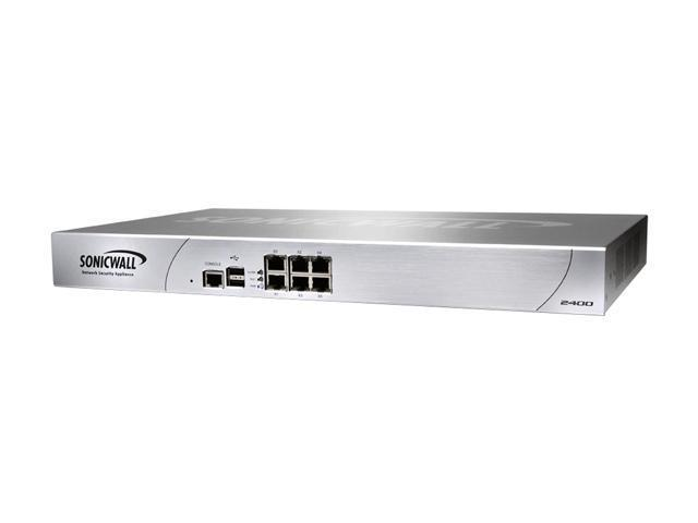 SONICWALL 01-SSC-7052 NSA 2400 High Availability (HA) Unit