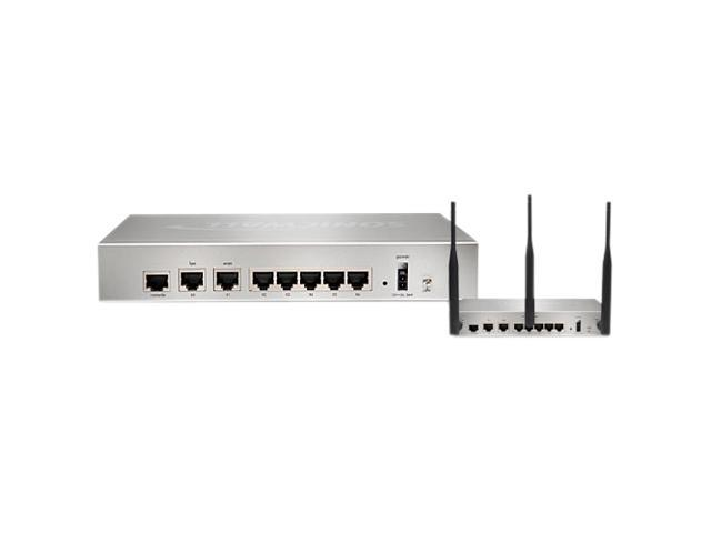 SONICWALL 01-SSC-9745 Network Security Appliance 220 Wireless-N TotalSecure