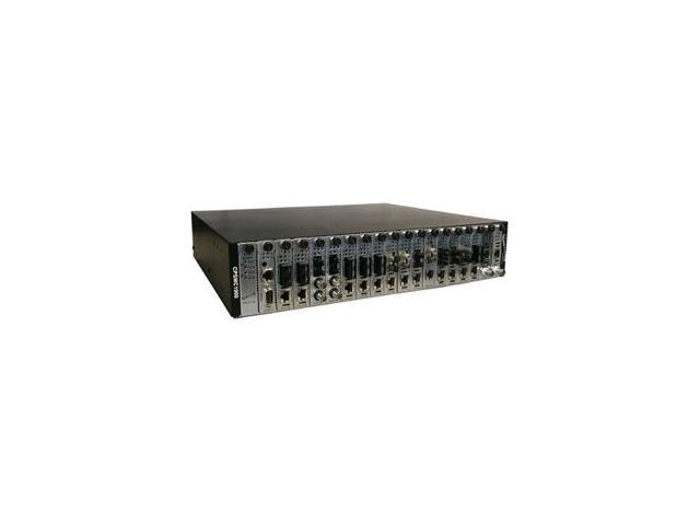 TRANSITION CPSMC1900-100 19-slot Point System Chassis