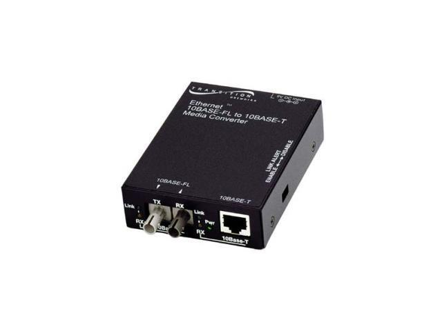 TRANSITION E-TBT-FRL-05 Stand-Alone Media Converter