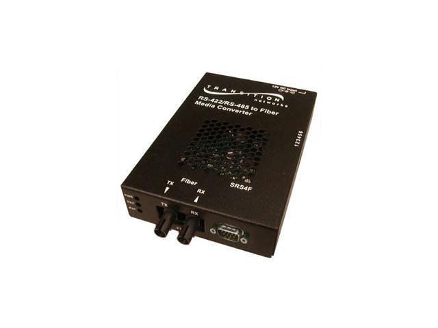 Transition Networks SRS4F3111-100 Copper to Fiber Media Converter