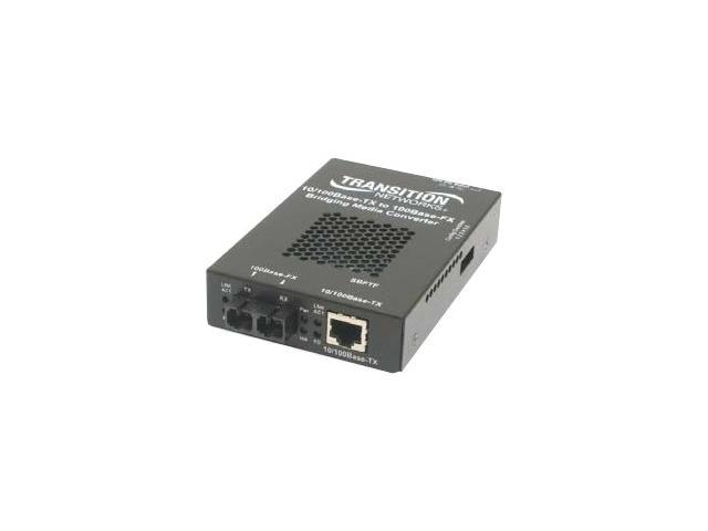 Transition Networks SBFTF1019-105 Fast Ethernet Media Converter