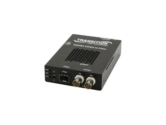 Transition Networks SCSCF3013-110 Media Converter