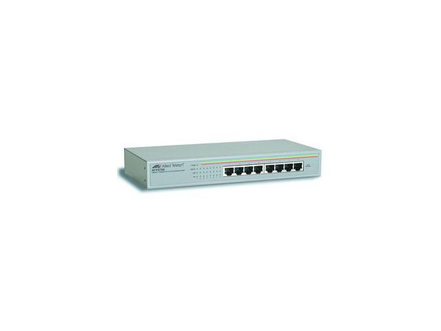Allied Telesis AT-FS708-10 Unmanaged Switch