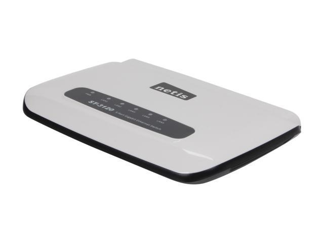 NETIS ST-3120 5-Port Giga Ethernet Switch