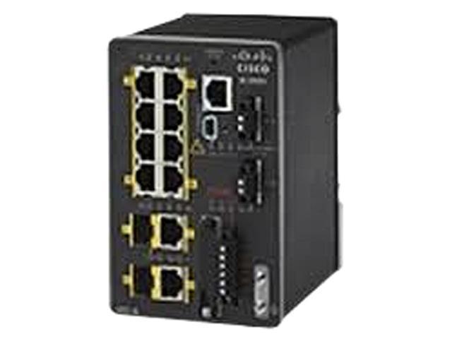 Cisco IE-2000-8TC-G-L Ethernet Switch