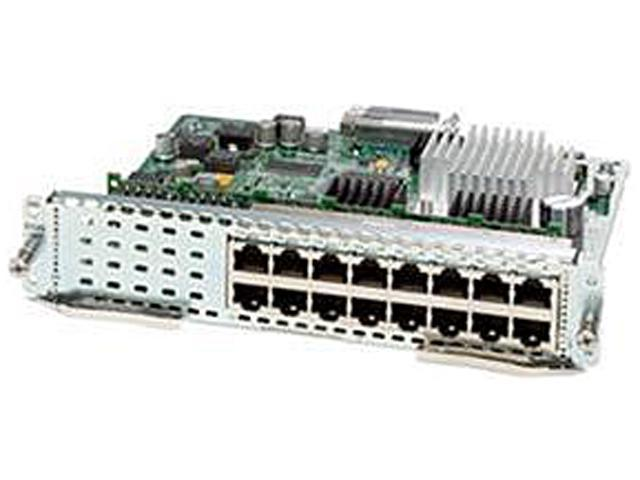 Cisco SM-ES3-16-P= Enhanced EtherSwitch Service Module