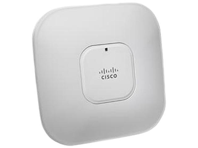 CISCO 2600 Series AIR-CAP2602E-A-K9 Aironet  IEEE 802.11n 450 Mbps Wireless Access Point with Clean Air