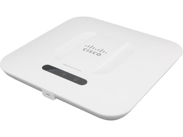Cisco Small Business WAP561-A-K9 Wireless-N Dual Radio Selectable Band Access Point with Single Point Setup