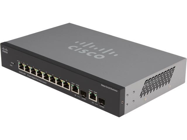 Cisco Small Business SG200-10FP-NA Network - Switches Smart Switches