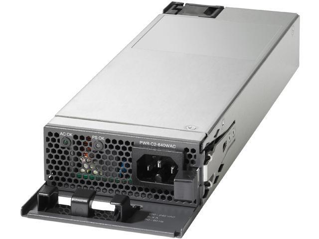 Cisco PWR-C2-640WAC= 640W Switch Power Module