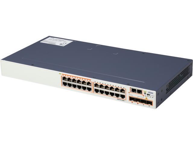 ZTE ZXR10 5250-28TC Switch