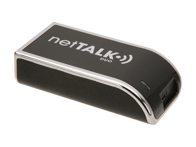 netTALK DUO VOIP Telephone free USA and Canada Calling