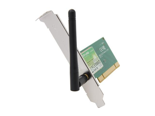 TP-LINK TL-WN350GD 32bit PCI Wireless Adapter