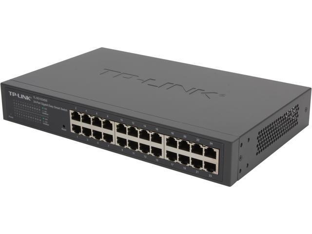 TP-LINK TL-SG1024DE Smart 24-Port Gigabit Easy Smart Switch