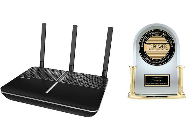 TP-LINK Archer C2300 Dual-Band Gigabit Wireless Wi-Fi Router