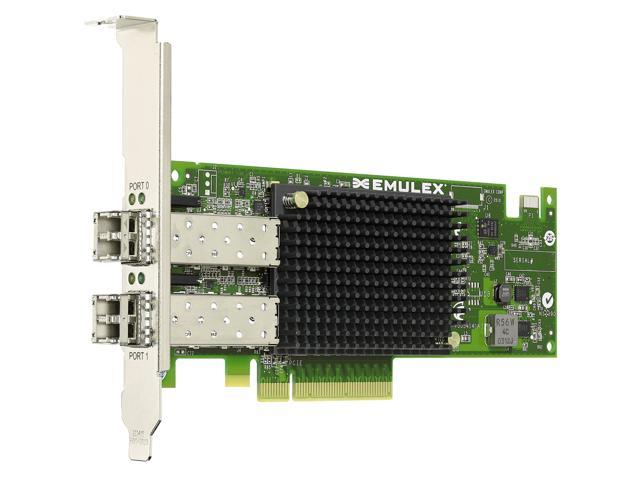 Emulex OneConnect OCE11102-N 10Gigabit Ethernet Network Adapter