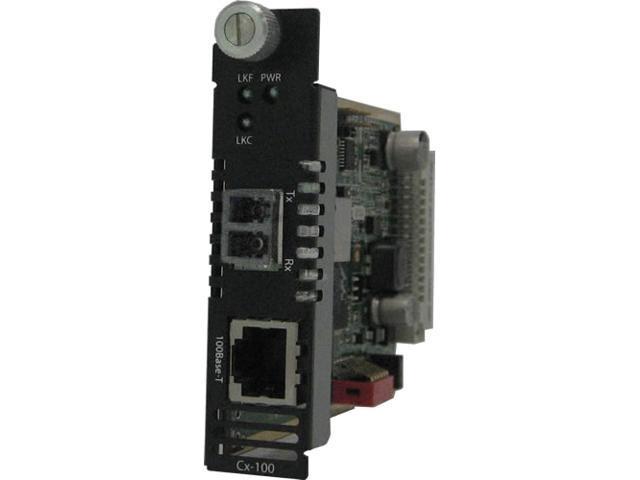 Perle C-100-M2LC2 Media Converter