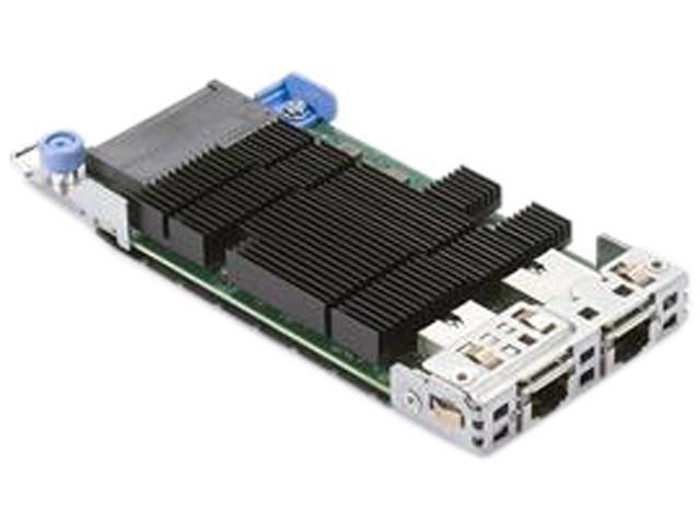 Lenovo ThinkServer X540-T2 AnyFabric 10 Gb 2-Port Base-T Ethernet Adapter by Intel