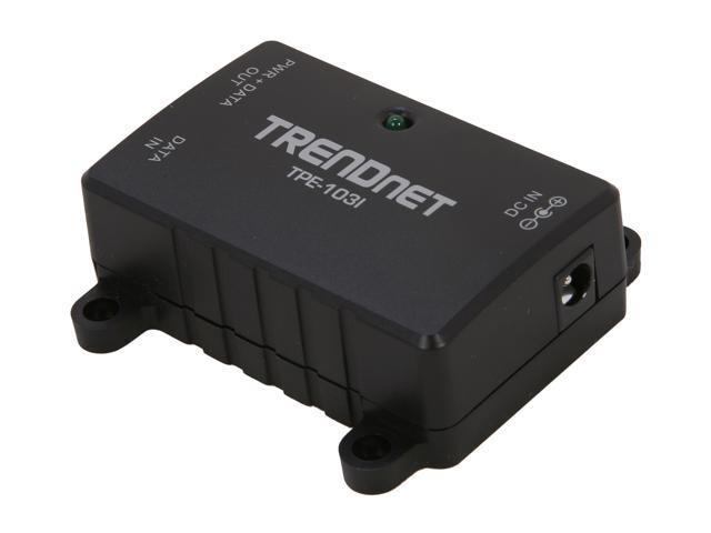 TRENDnet TPE-103I PoE Injector