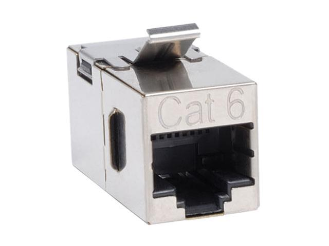 Tripp Lite N235-001-SH Cat6 Straight-Through Shielded Modular In-line