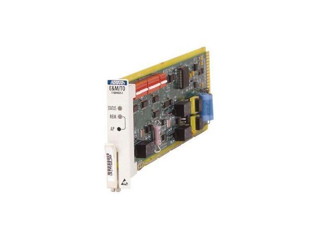Adtran 1180402L1 Total Access 750/850/1500 E&M Module