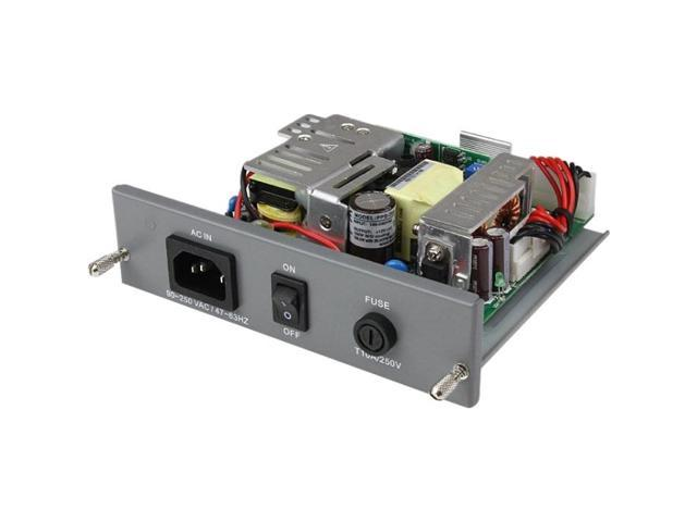 StarTech ETCHS2UPSU Redundant 200W Media Converter Chassis Power Supply Module for ETCHS2U