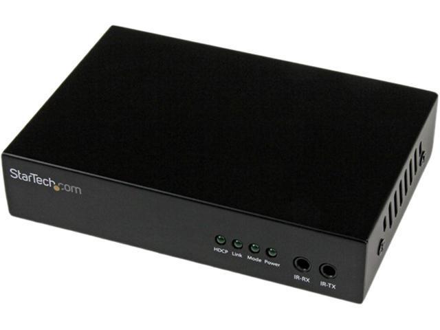 StarTech STHDBTRX HDMI over Cat5 / Cat6 Receiver for ST424HDBT - 230ft (70m) - 4K / 1080p