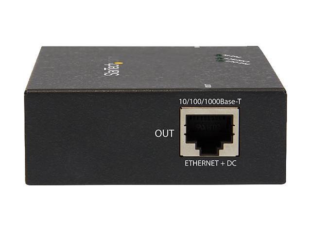 StarTech POEEXT1GAT Gigabit PoE+ Extender - 802.3at/af - 100m (330ft)