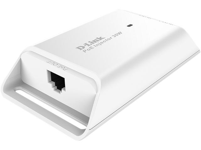 D-Link DPE-301GI Gigabit PoE+ Injector
