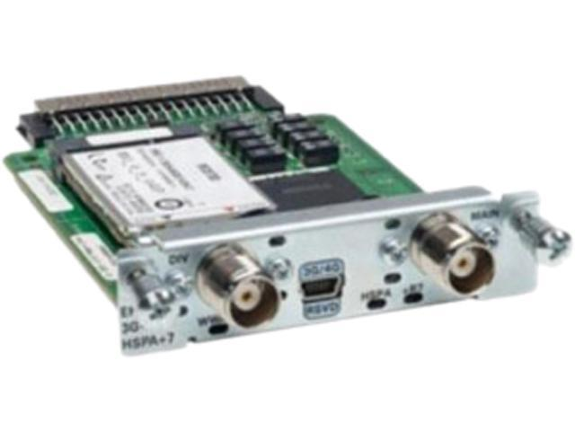 CISCO EHWIC-3G-EVDO-V= Multiband and Multiservice WAN Card (Verizon)