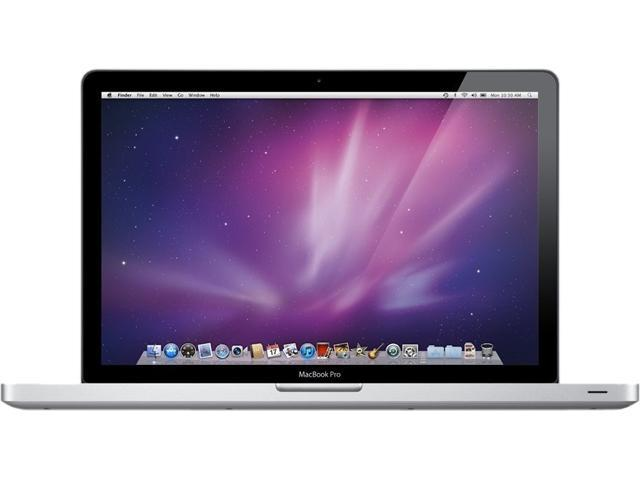 Apple Laptop MacBook Pro MC723LL/A Intel Core i7 2.20 GHz 4 GB Memory 750 GB HDD AMD Radeon HD 6750M 15.4
