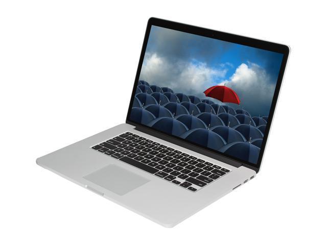 "Apple Laptop MacBook Pro MC976LL/A Intel Core i7 2.60 GHz 8 GB Memory 512GB flash storage HDD NVIDIA GeForce GT 650M 15.4"" ..."
