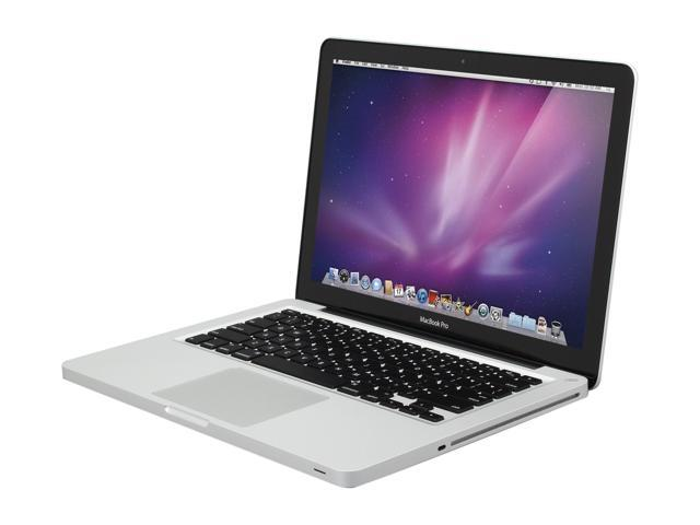 "Apple Laptop MacBook Pro MD101LL/A Intel Core i5 2.5 GHz 4 GB Memory 500 GB HDD Intel HD Graphics 4000 13.3"" Mac OS X v10.7 ..."