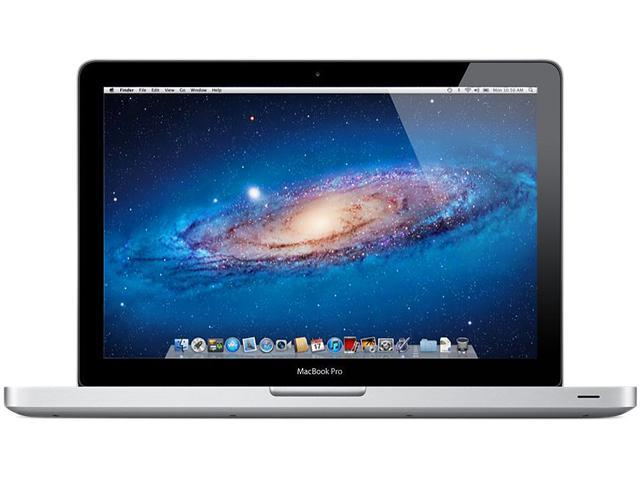 "Apple Laptop MacBook Pro MD035LL/A-R Intel Core i7 2820QM (2.30 GHz) 4 GB Memory 750 GB HDD AMD Radeon HD 6750M 15.4"" Mac ..."