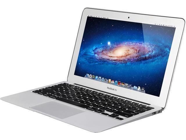 apple laptop macbook air mc968ll a intel core i5 2nd gen 2467m ghz 2 gb memory 64 gb ssd. Black Bedroom Furniture Sets. Home Design Ideas
