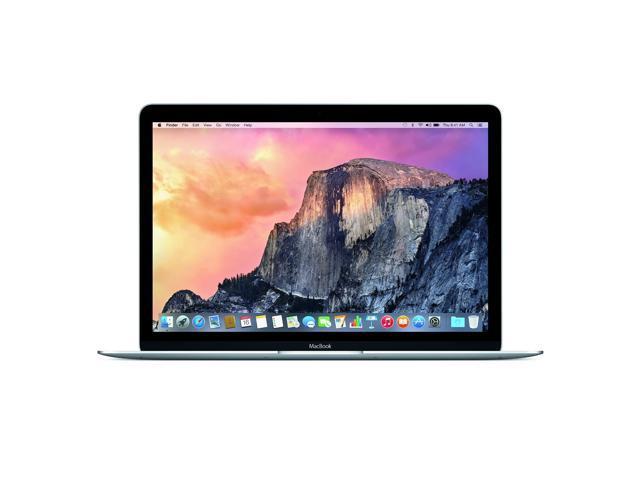 Apple MacBook MJY32LL/A Intel Core M-5Y31 X2 0.9GHz 8GB 256GB 12